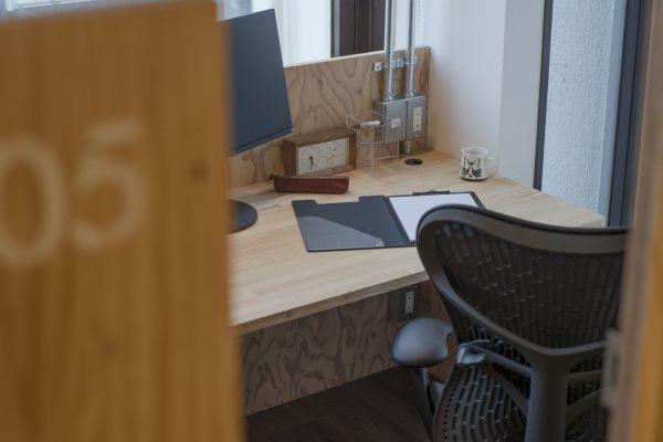 シェアオフィスの個室のイメージ(その6)