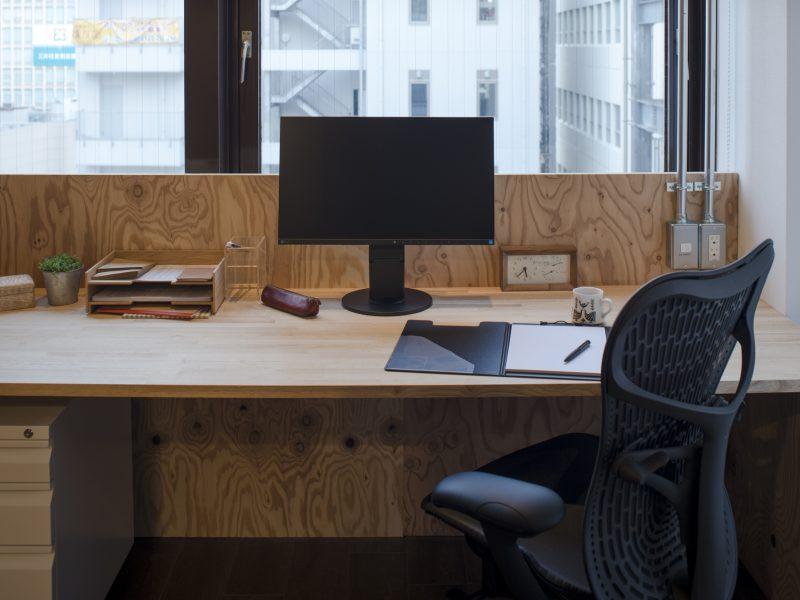 シェアオフィスの個室のイメージ(その7)