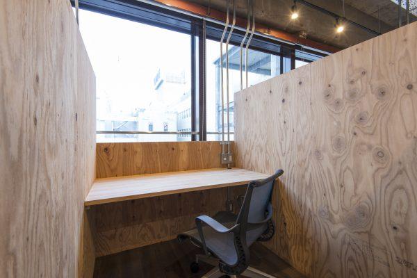 シェアオフィスの個室のイメージ(その4)