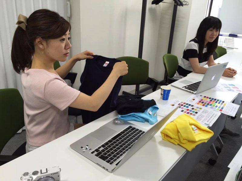 Tシャツプロジェクト